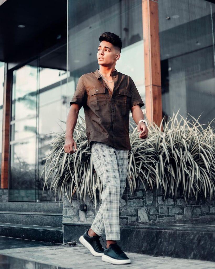 Rohit Zinjurke Fashion Photography