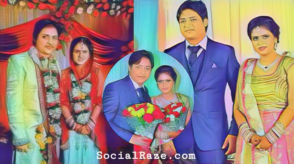 Babushan Mohanty and Trupti Satapathy Marriage Photo